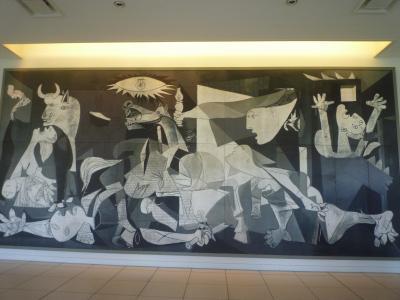 スペインにピカソのゲルニカを見に行きたい!と思った大塚国際美術館