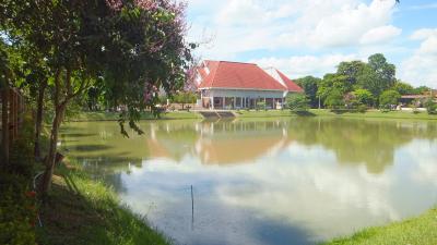 週末旅行 タイ東北部のクメール遺跡を尋ねて その6 ピマーイ国立博物館。