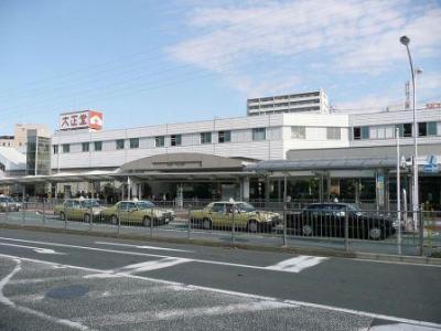 東急田園都市線「あざみ野駅」とその周辺