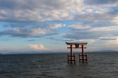 2012 畑の棚田から琵琶湖畔へ