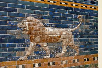 2012.10ベルリン出張旅行,ついでにセルビア3-Pergamon(ペルガモン)博物館1