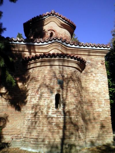 ユーラシア 西へ91: ソフィア 世界遺産「ボヤナ教会」