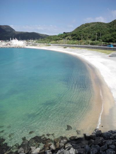 9月の新島(伊豆諸島)2012.9