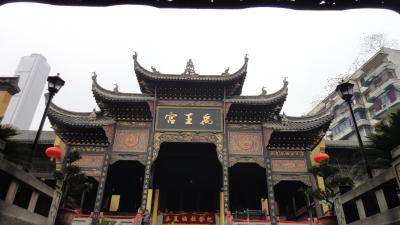 重慶湖広会館 会館公所の機能がよく分かる