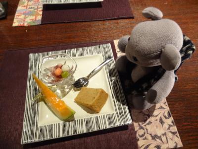 02小天狗さんろじを探検する~散策と夕食編~