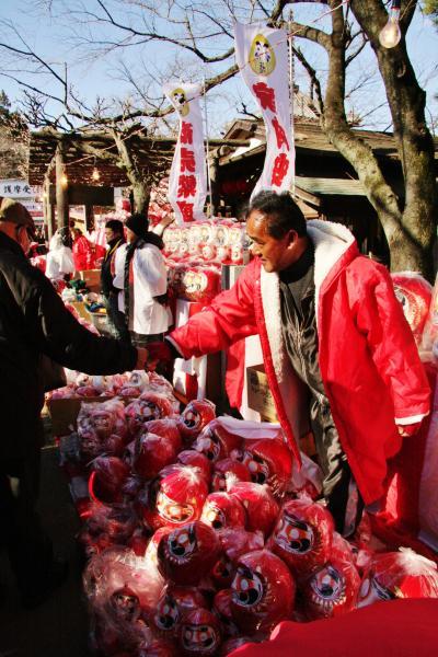 川越大師 だるま市2013 Daruma market of Kitain/Kawagoe Daishi