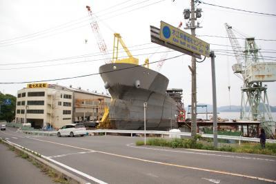 2009.05瀬戸内の旅~5 広島市内から瀬戸内海フェリー