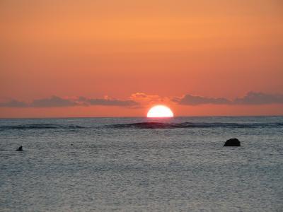 2012年越しハワイ ~天国の海編~