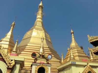 ミャンマーに行ってみる旅(ヤンゴン編)