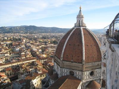 2012-2013 イタリアの旅 その1(フィレンツェ)