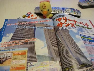 2013年正月 ぴーちゃんと行くシンガポール旅行 【①出発編】