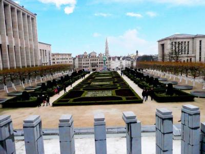年末 パリ、ベルギー #3:終日、ブリュッセル