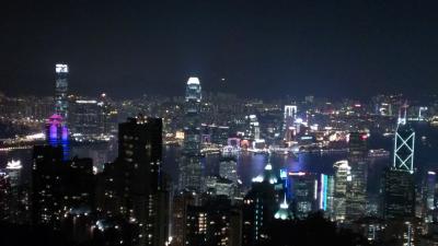 凸凹4人組初の海外香港年末旅行(2日目PMと3日目)