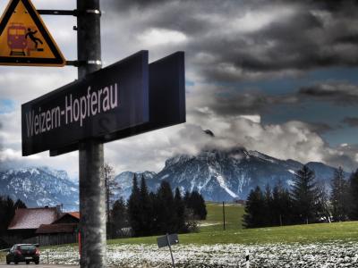 南ドイツ~車窓からの眺め~