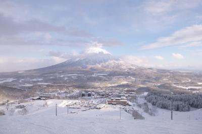 252-新春初滑りは「ニセコ・グランヒラフ」&羊蹄山初拝み