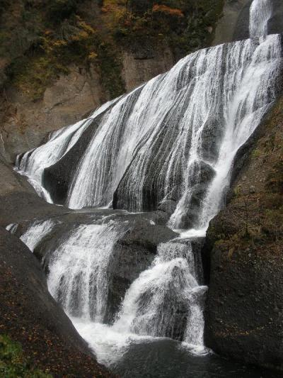 ひとり旅 第13弾   袋田の滝