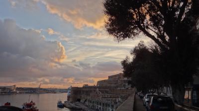 年越しマルタ 初日後半 聖ヨハネ大聖堂~ヴァレッタ散策