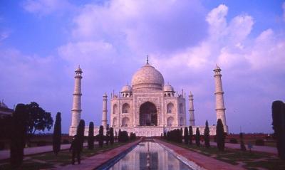 インド周遊記★アーグラ