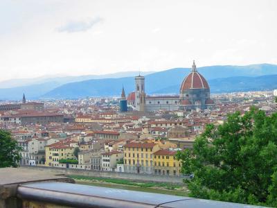 添乗員なしで初ヨーロッパ?! ルネッサンスの都・フィレンツェで感動の名画鑑賞三昧