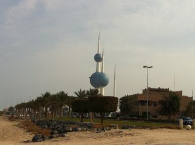 2012年末はアラビア半島&スリランカ&おまけの計7ヶ国周遊10日間の旅(4)クウェートの町を歩いたけど、またまた予想外です
