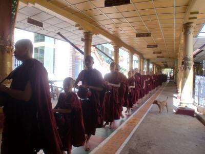 久しぶりのミャンマー 旅行記⑤ バゴー