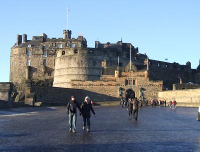 英国・世界遺産を巡って旅10日間(3)スコットランド・エディンバラ!