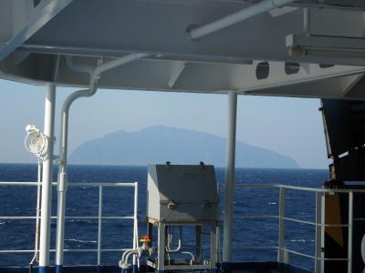 その10: 弾丸スローライフ・小笠原諸島父島・最終日 ひたすら「きそ」船内
