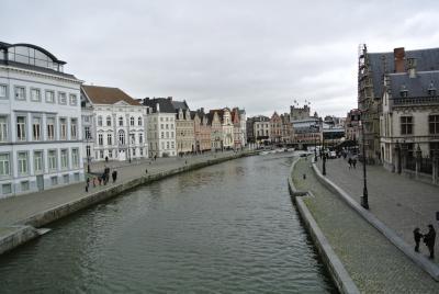 ベルギー旅行(ゲント編)