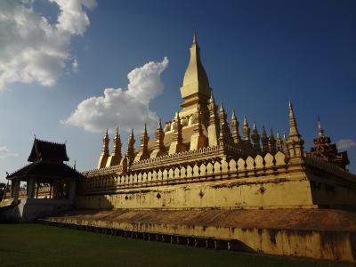 201212東南アジア最後の旅 ビエンチャン(ラオス)