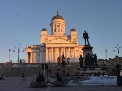 寒がりが行く、フィンランド! ~オーロラが観たいっ!~ (準備・出発)