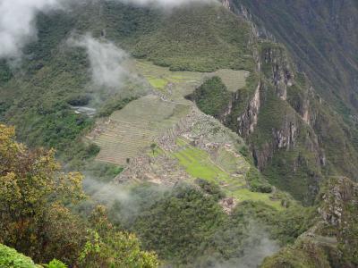 (2)2012-2013年末年始ペルー・ボリビア絶景巡り~2日目マチュピチュ~