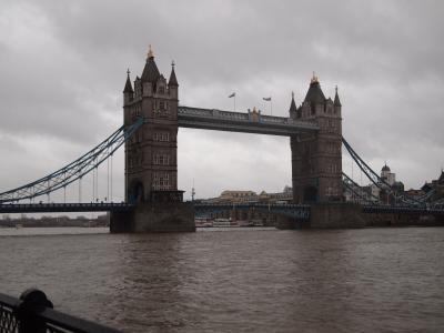 2012-2013年末年始家族旅行ロンドン・パリ8日間の旅(ロンドン編)・2日目