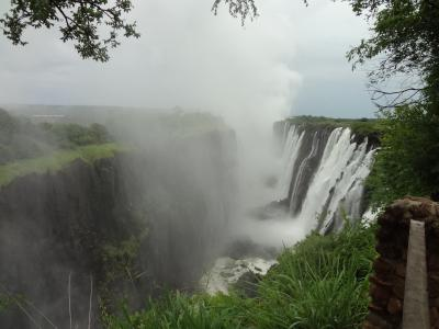 ジンバブエ・ザンビア・南アフリカ旅行②