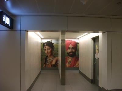 熟年夫婦インド珍道中