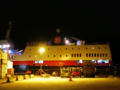 オーロラを求めて北極圏へ その2