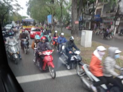 5つの世界遺産巡る ベトナム縦断ハイライト6日間①