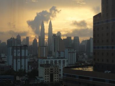 マラッカ海峡を巡るマレーシア縦断紀行6日間①