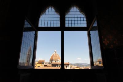 フィレンツェ再訪! ヴェッキオ宮で塔にのぼる