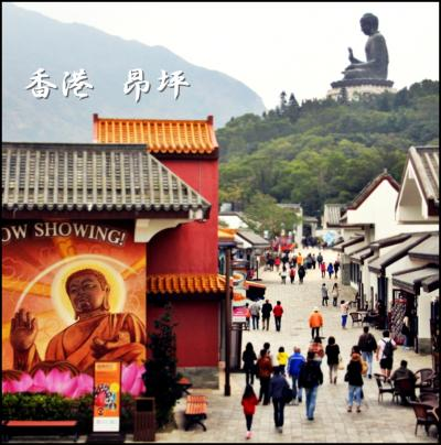 【香港街歩き Vol.3】 もう一つの香港を探しに♪ ランタオ島の天壇大仏と昔懐かしき水上家屋を訪ねて