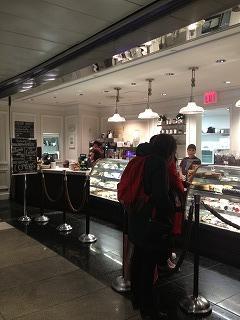 お一人様ニューヨーク ~Bouchon Bakeryでお買い物~