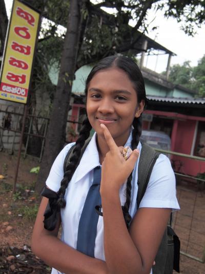 輝く笑顔の国 スリランカ ひとり旅 (1)まるで罰ゲームの連続?旅の始まりから、ダンブッラへ