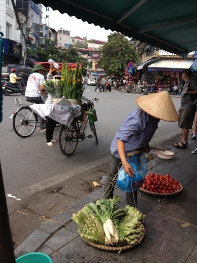 ちょこっとバンコクと、ハノイのんびり旅
