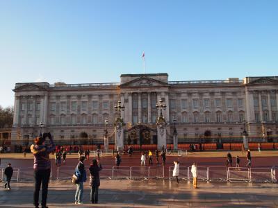 2012-2013年末年始家族旅行ロンドン・パリ8日間の旅(ロンドン編)3・4日目