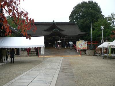 日本の旅 関西を歩く 大阪府藤井寺市道明寺天満宮(どうみょうじてんまんぐう)周辺