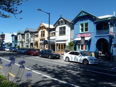 NZ北島レンター周遊旅(南島合計6200km走行)