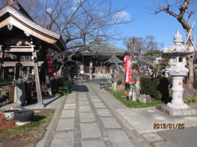 龍ヶ崎の町歩き。