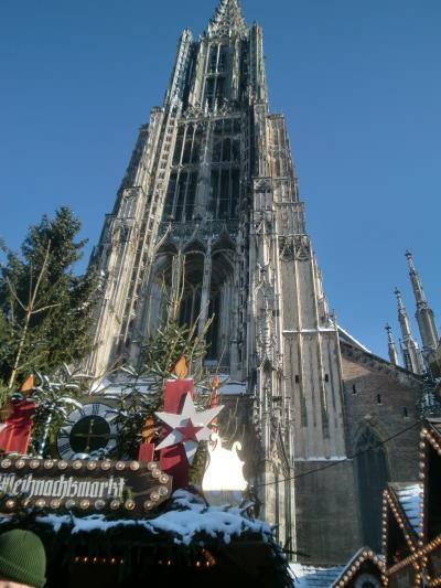2012ドイツ鉄道クリスマス市巡り3 ウルムその1