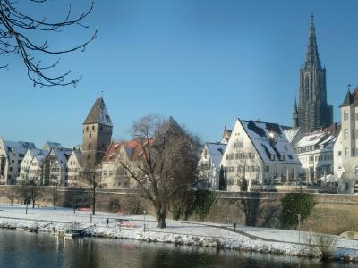 2012ドイツ鉄道クリスマス市巡り4 ウルムその2