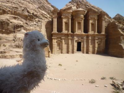201209中東旅行⑤ヨルダン~ペトラ、ムジブ、死海等~