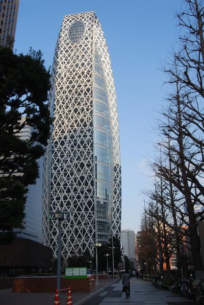 久しぶりに西新宿を歩く(作成中)